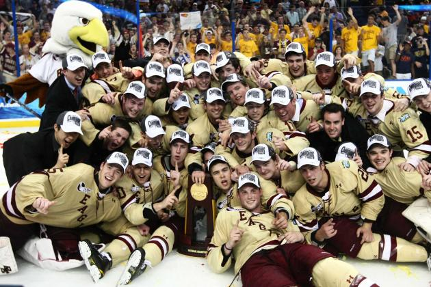Frozen Four 2013: Schedule, Bracket, Live Stream Info and Predictions