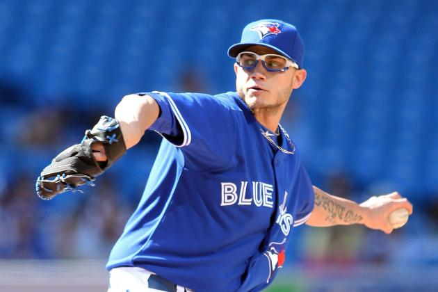 Toronto Blue Jays' Brett Cecil Revives His Velocity
