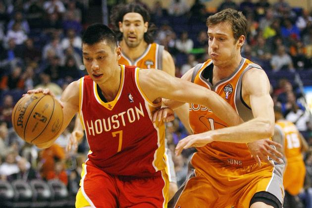 Suns Head to Houston Seeking Answers, Win