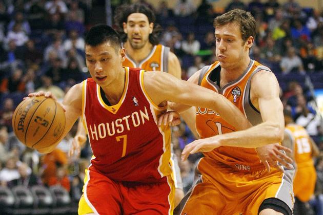 Suns Head to Houston Seeking Answers, Win
