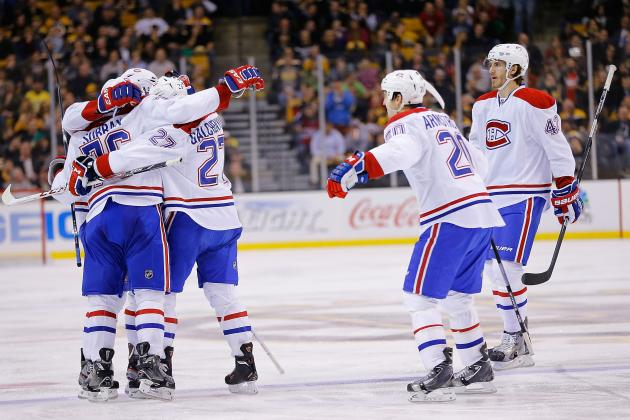 Keys to the Montreal Canadiens Surprising Success