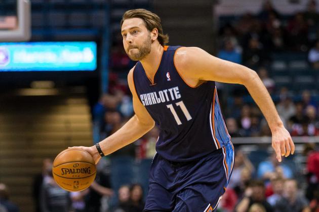 Former Duke Star Josh McRoberts Quietly Transforming Charlotte Bobcats