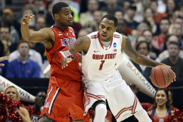 For Deshaun Thomas, Jump to NBA the Right Move at Right Time