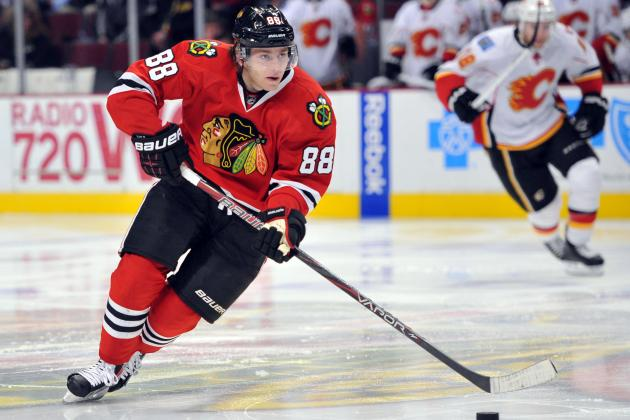 Breaking Down Why Chicago Blackhawks Star Patrick Kane Is So Creative