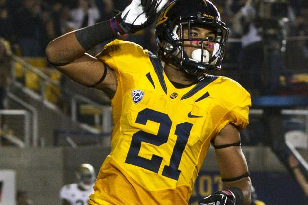 Cal's Keenan Allen Clocks 4.71, 4.75 in 40, Per Mayock