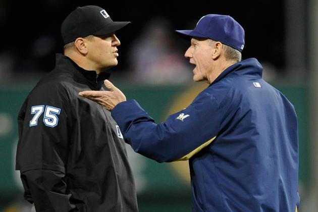 Ron Roenicke Expects to Manage Tuesday Night