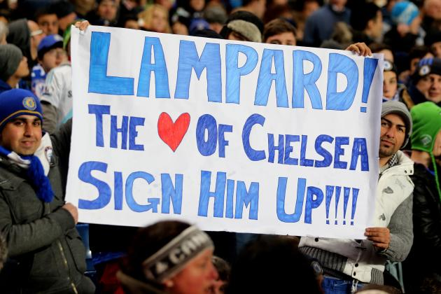 Lampard Absence from Photo-Shoot Played Down