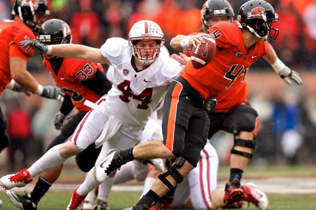 Chase Thomas Scouting Report: NFL Outlook for Stanford OLB