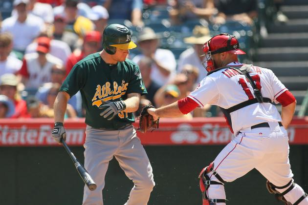 Oakland Athletics (5-2) at LA Angels of Anaheim (2-4)