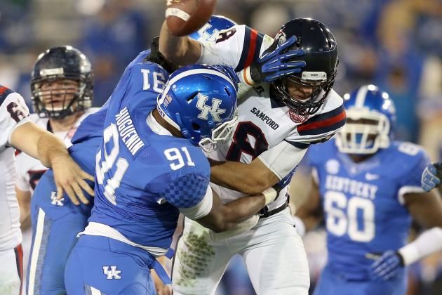 Is Kentucky Wildcats Football the New Basketball?