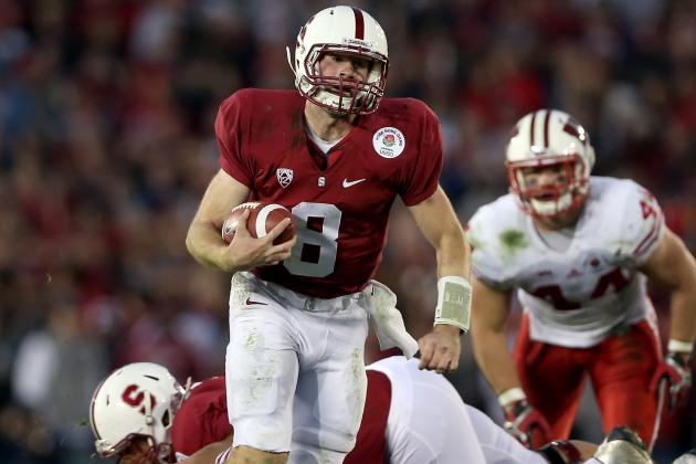 Doc Five: Teams That Could Break the SEC's BCS Streak – No. 5, Stanford