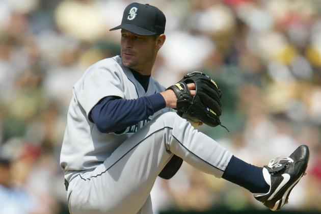 Jamie Moyer Says Comeback at Age 50 Still Possible
