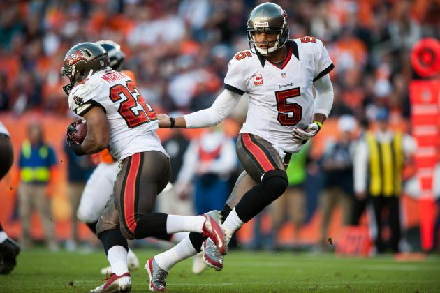 2013 Tampa Bay Buccaneers Schedule: Full Listing of Dates, Times and TV Info