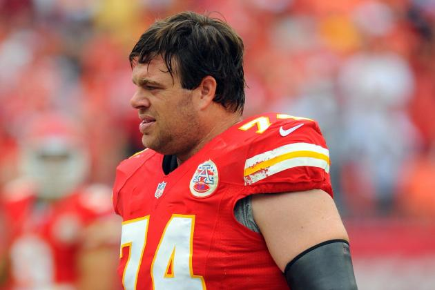 Former Chief Eric Winston Finds Free Agent Market 'Frustrating'