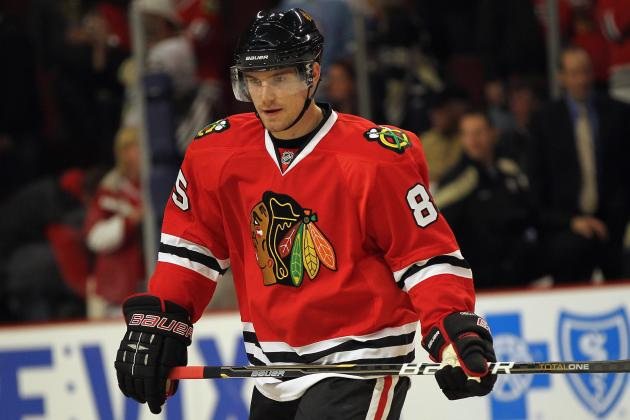 Chicago Blackhawks Farm Report: Rostislav Olesz CCM/AHL's Player of the Week