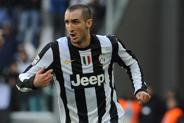 Chiellini: 'Juve Have Studied Bayern'