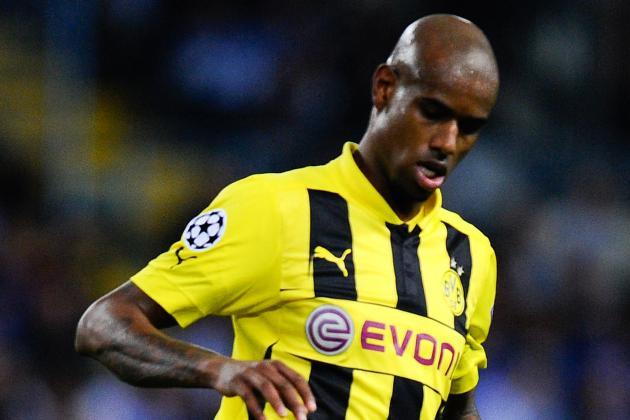 Dortmund Announces Lineup for UCL Clash
