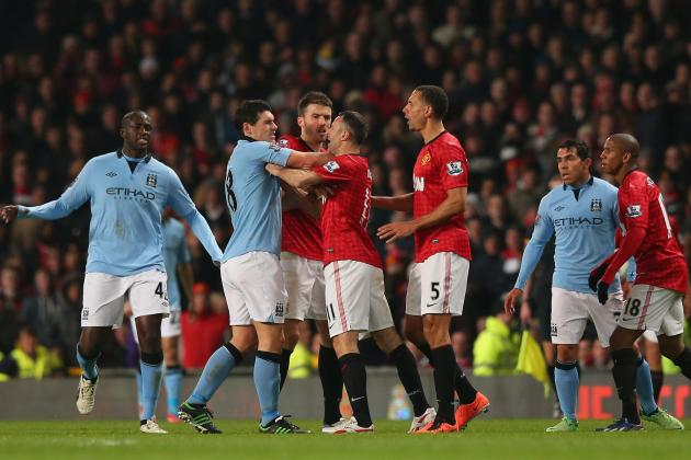 What Does Manchester United's Loss to City Mean for the Red Devils?