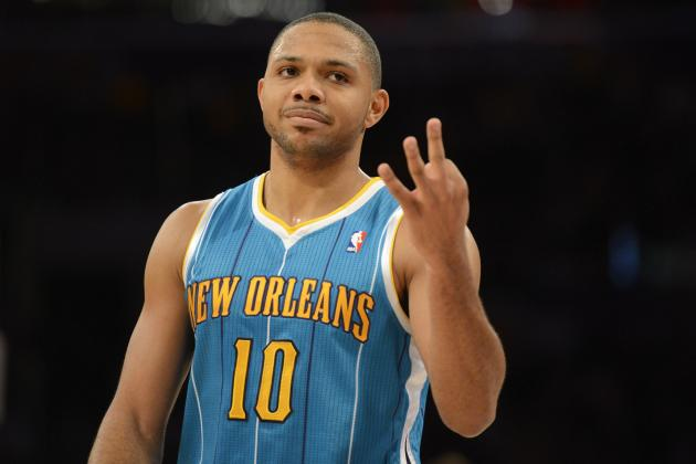 Hornets vs. Lakers: Eric Gordon Key to New Orleans Crushing LA's Playoffs Hope