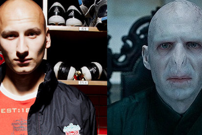 Fans Chant 'Harry Potter Is Coming for You' at Voldemort-Alike Shelvey