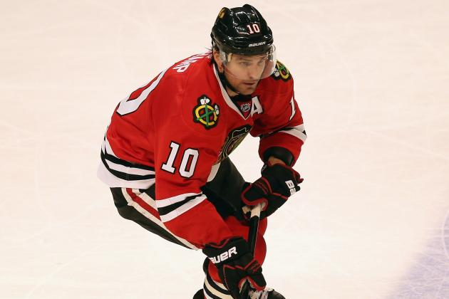 Patrick Sharp Back for Blackhawks, Says Enough Is Enough