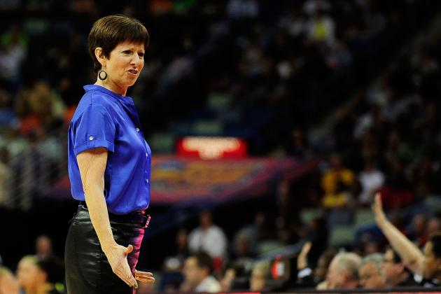 Notre Dame's McGraw Captures Second Naismith Coach of the Year Award