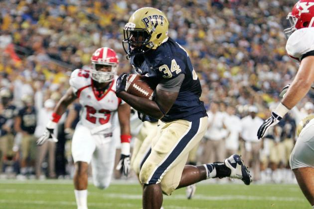 Pitt's Bennett Leads Race to Be Feature Back