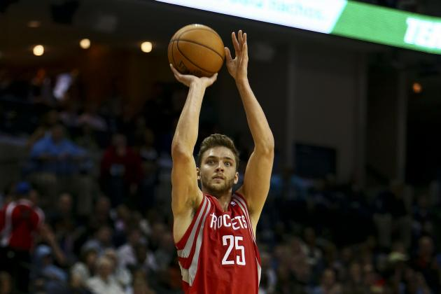 With Parsons Out Again, Rockets Look to Balance Rest, Playoff Prep