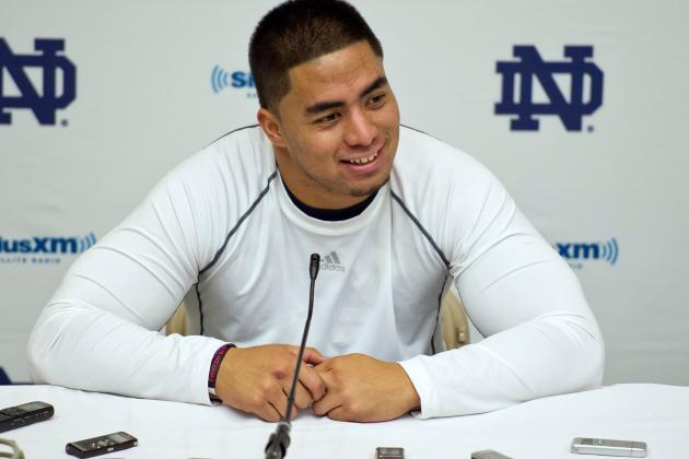 Report: Manti Te'o to Visit Chargers