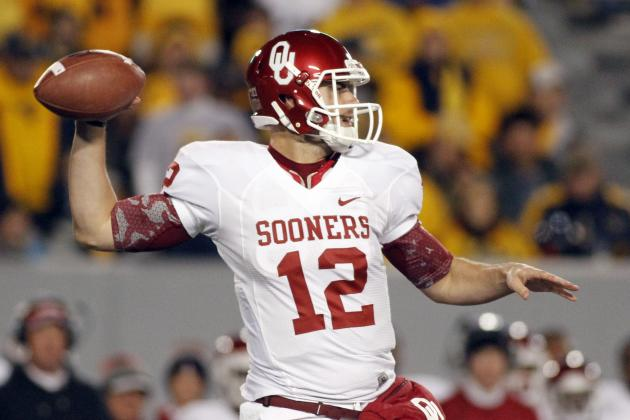 Landry Jones Scouting Report: NFL Outlook for Oklahoma QB