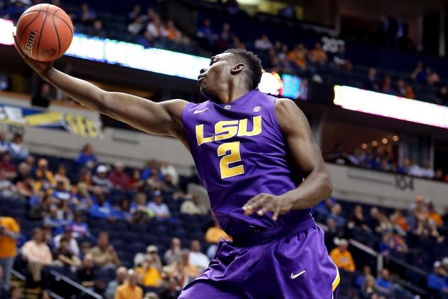 LSU's O'Bryant III to Address Future Tuesday