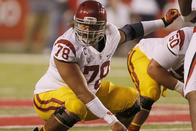 Khaled Holmes Scouting Report: NFL Outlook for USC C