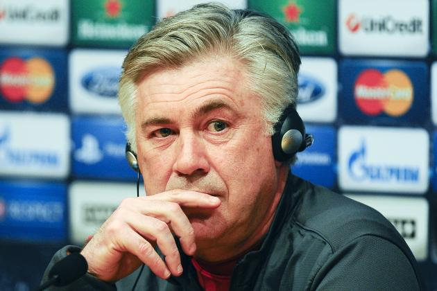 PSG Strategy Won't Depend on Messi, Ancelotti Says