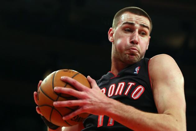 Monster March for Jonas Valanciunas