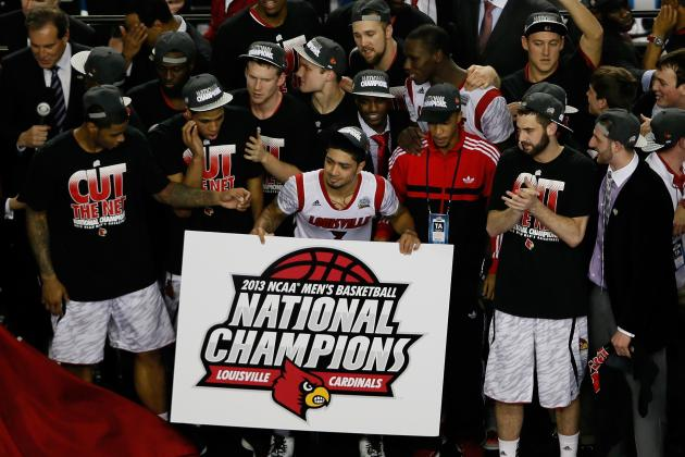 Louisville Basketball: Breaking Down Cardinals' Chances of Back-to-Back Titles