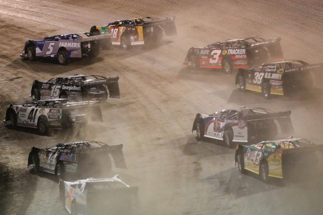 Exciting Format Set for Inaugural NASCAR Trucks Race at Eldora Speedway