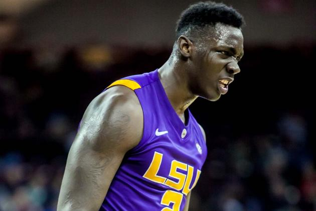 LSU Forward Johnny O'Bryant Staying for Junior Season