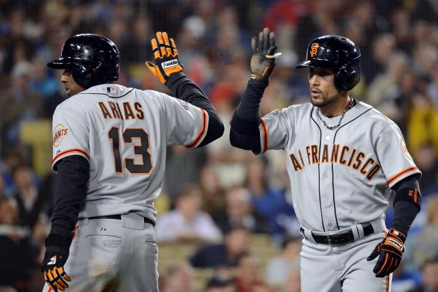 San Francisco Giants: Week in Review