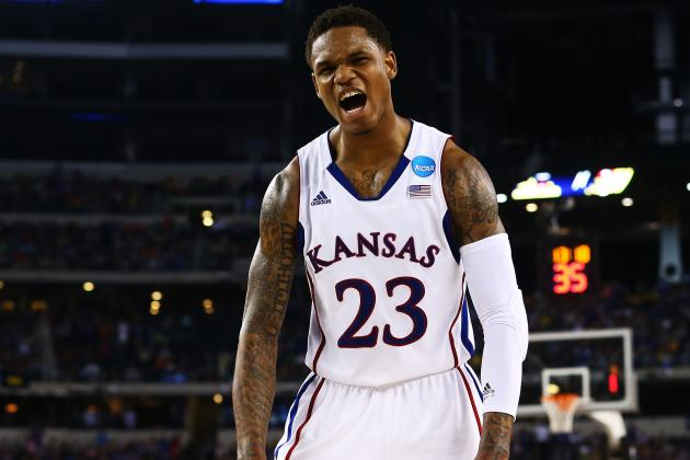 Kansas G Ben McLemore Announced He Will Declare for NBA Draft