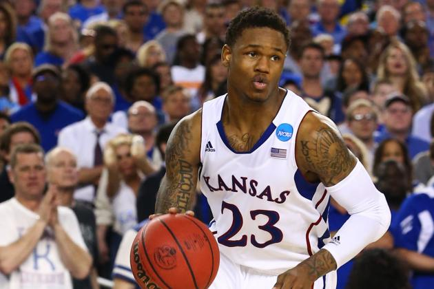 Jayhawks' Ben McLemore Declares for NBA Draft