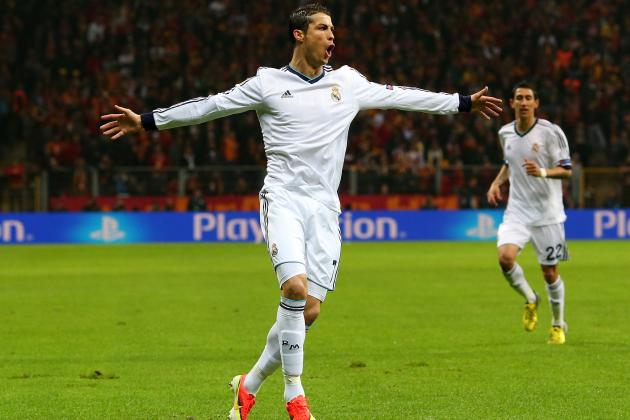 Assessing Cristiano Ronaldo's Contribution for Real Madrid vs. Galatasaray