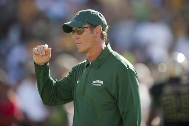 Big 12 Recruiting Roundup: Baylor Gaining Momentum