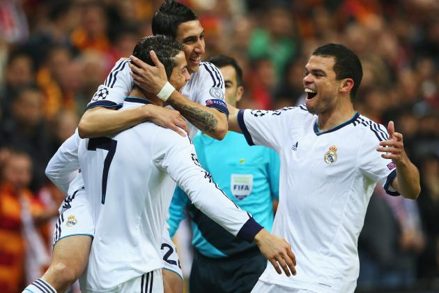 Real Madrid Survive Comeback Bid, Advance to Champions League Semifinals