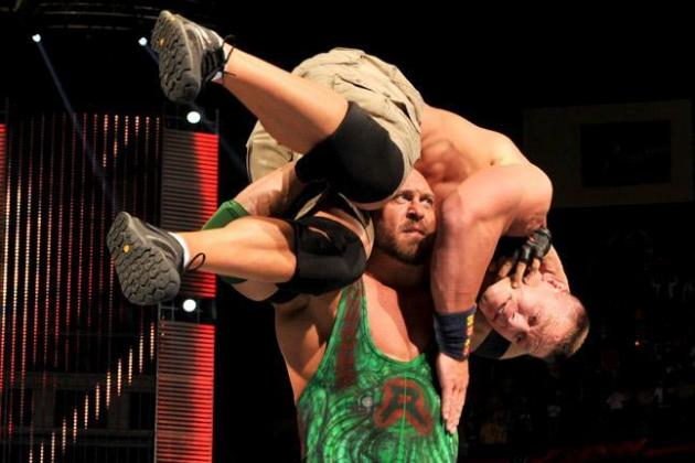 Ryback: Did We Really See a Heel Turn or Just a Feud Started with John Cena?