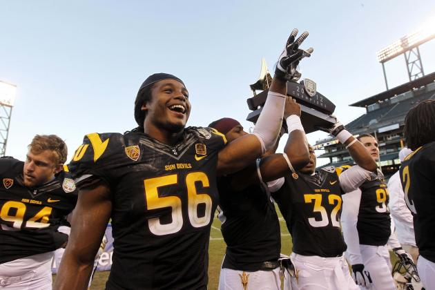 Report: Arizona State Still Plans on Hosting Notre Dame in 2014