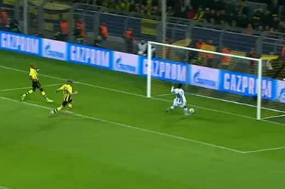 Eliseu Gives Malaga 2-1 Advantage