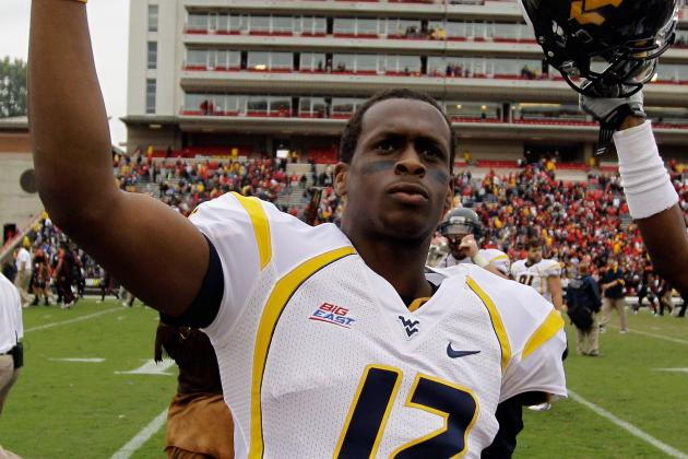Browns Private Workout with West Virginia QB Geno Smith Is Saturday in Miami