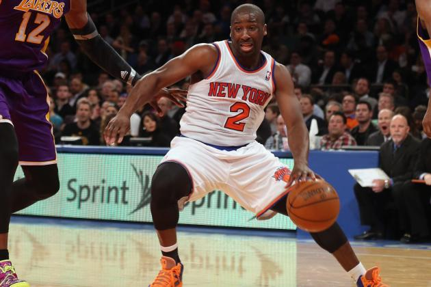Raymond Felton Quietly Stepping Up for New York Knicks During Win Streak