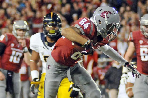 Will Gabe Marks Be the Pac12′s 'It' Receiver in 2013?