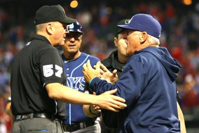 Embarrassing Rays-Rangers Strike Call Fuels More Instant Replay Debate